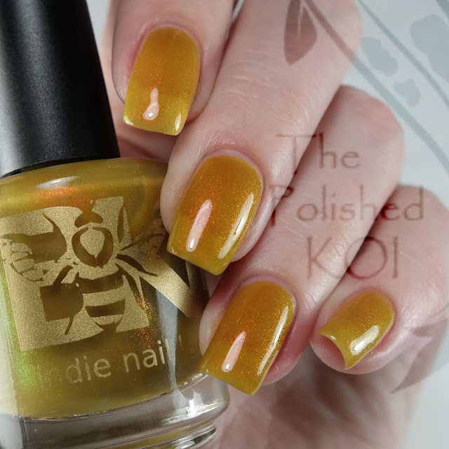 Bee's Knees Lacquer - Descensum