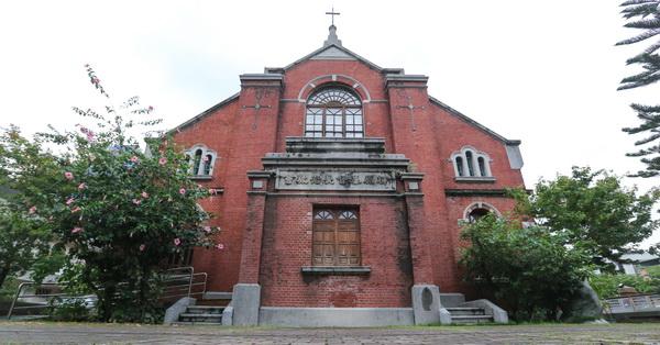 台中中區|柳原教會|百年教會|新人婚紗照熱門拍攝地點
