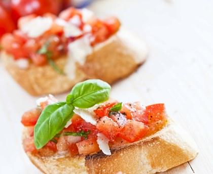 Tomato bread with tomato