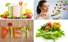 Giảm cân tại nhà bằng cách thay đổi thực đơn ăn uống