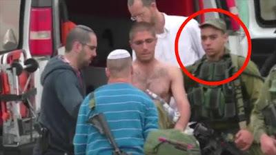 El soldado israelí que mató al palestino herido en la ciudad de Al-Jalil (Hebrón).