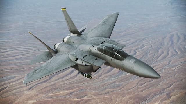 Gambar 05. Foto F-15 Silent Eagle