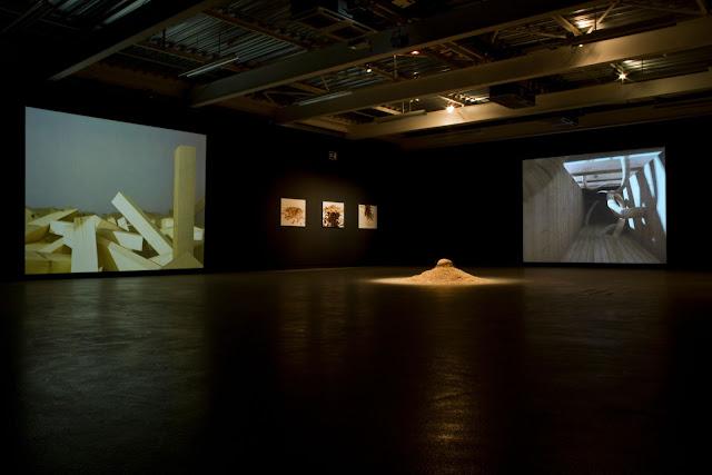 Sergio Sotomayor. Centro Párraga Arte Contemporáneo Murcia, Bienal Manifesta 2010