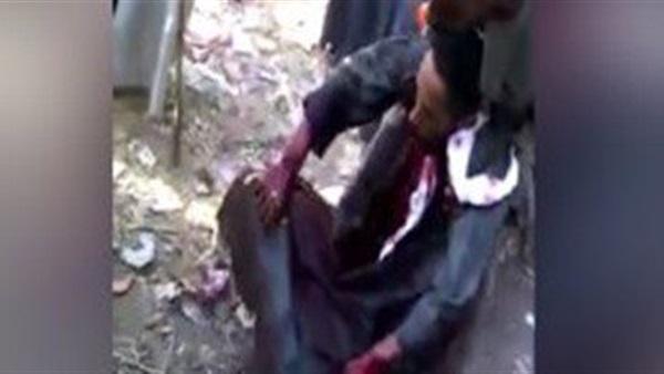 طوارىء بمديرية امن قنا  بعد واقعة ذبح مواطن بسوق ماشية