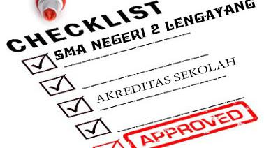 Daftar dokumen bukti fisik yang harus disiapkan dalam akreditasi Sekolah