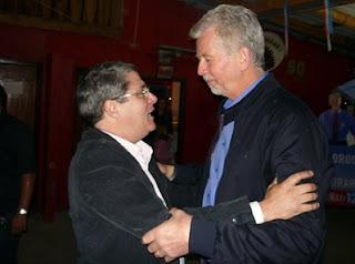 Prefeito Fortunati e Paulo Marques PMDB