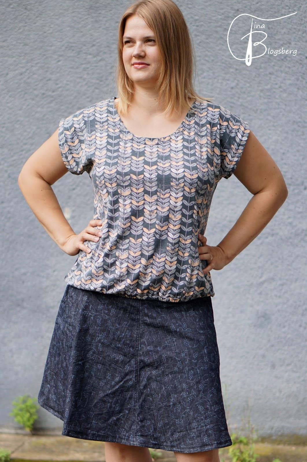 Tina Blogsberg: Alternativen zum Kirsten Kimono Tee