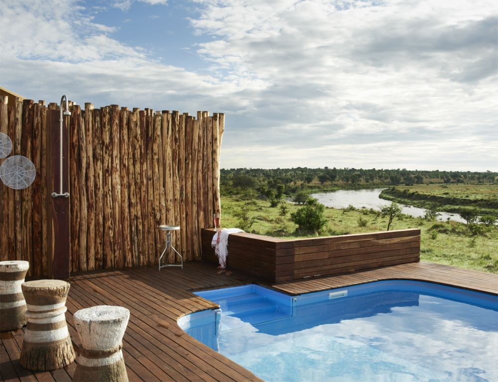 Singita Lodge│Tented Camp Tanzania 6