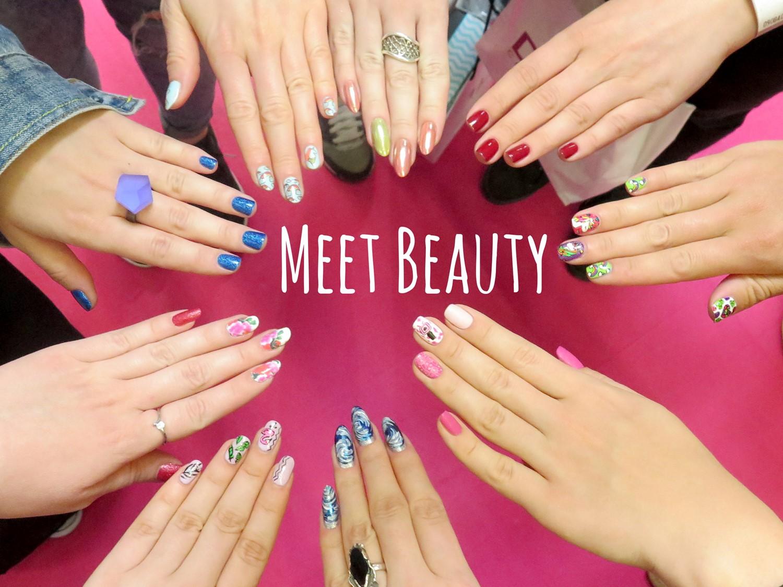 Paznokcie blogerek lakierowych na konferencji Meet Beauty