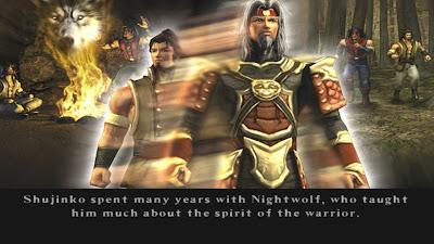 Mortal Kombat Cutscene Images
