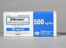 Harga Zithromax Obat Untuk Pengobatan ISPA Terbaru 2017