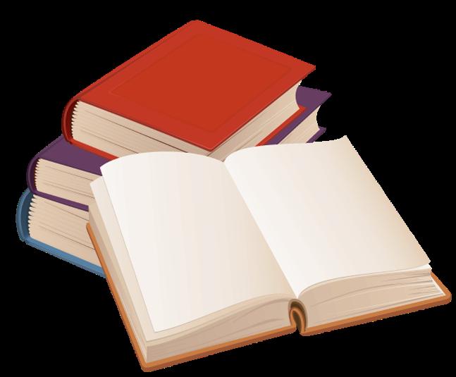 Imágenes De Libros Abiertos En Blanco