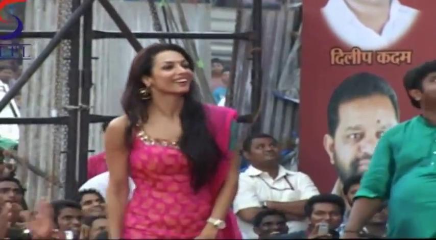 Telugu public exposing dance show - 5 5