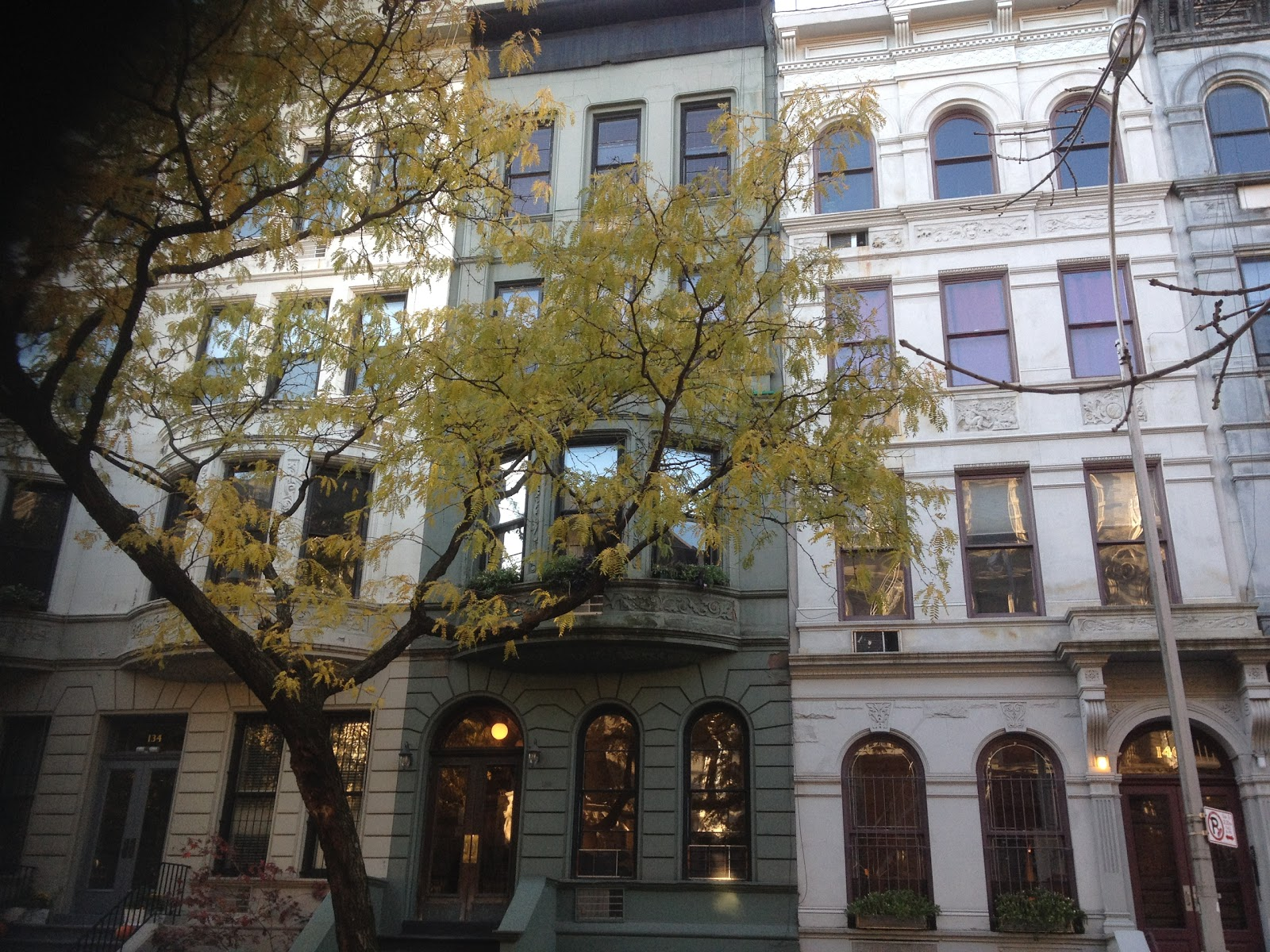 Upper West Side Is Green The New Brownstone Nyc Blog