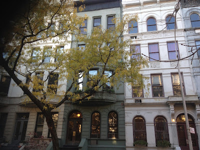 Upper West Side - Is Green the new Brownstone?