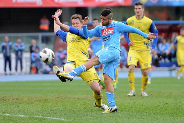 Dove Vedere NAPOLI CHIEVO Streaming Rojadirecta Gratis Video Online Oggi