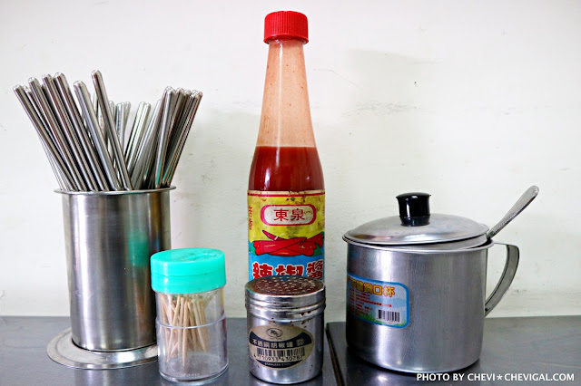 IMG 2763 - 熱血採訪│立偉麵食(太原店)。來自第二市場的一麵三吃超經典。綜合湯品用料澎派毫不手軟