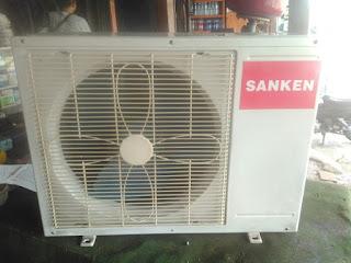 Perawatan ruting unit outdoor AC rumahan