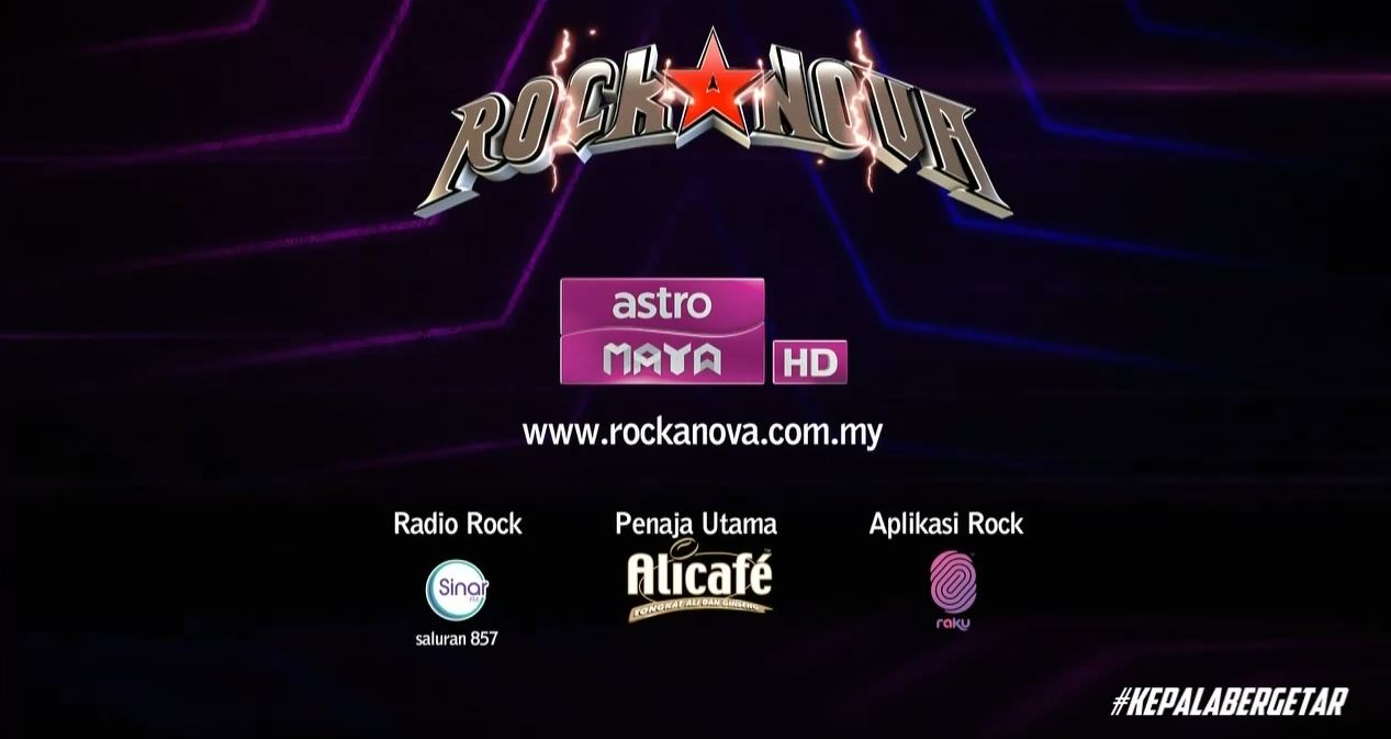 Program Rockanova (Astro Maya HD)
