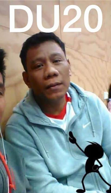 Photos Of 'Younger Version' Of Duterte Called DU20 Goes Viral Online!