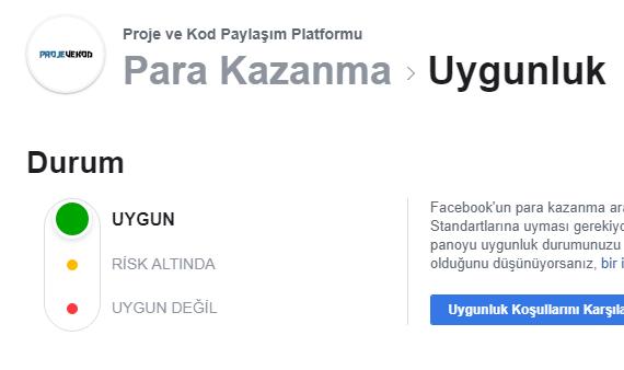 Facebook İçerik Stüdyosu - Creators Studio ile Para Kazanma