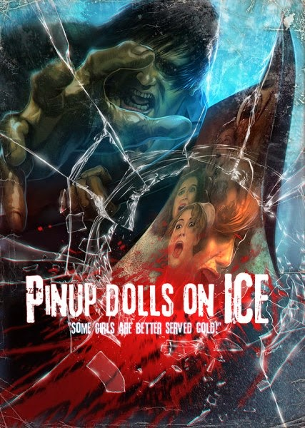 Pinup dolls on ice una película de Geoff Klein y Melissa Mira