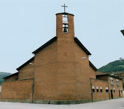 Iglesia de Santa Marina de Mieres, 1999