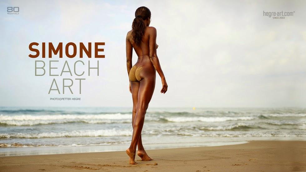 Hegre-Art 2014-12-27 Simone - Beach Art 12070