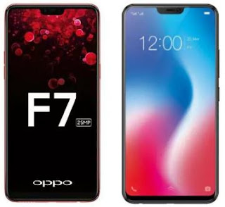 Cara Upgrade OPPO F7 ke Android 9.0 Pie