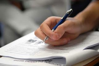 Entenda como é feita a correção das questões e da redação do Enem