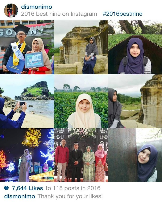 Cara Membuat Post Instagram 2016 Best Nine