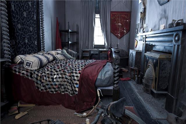 Стаята на Сириус Блек на площад Гримолд