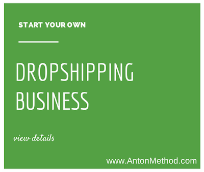 anton method drop ship lifestyle