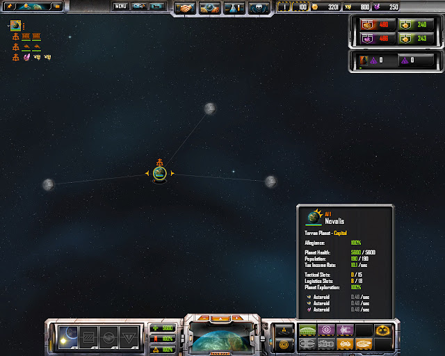 Let's Begin | Sins of a Solar Empire: Rebellion Screenshot