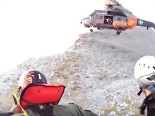 Πόσο κοστίζουν οι διασώσεις ορειβατών! Αυξήθηκαν τα ατυχήματα στον Όλυμπο