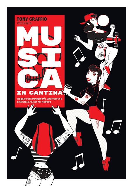 Tony Graffio libro copertina Brillantina Moretti