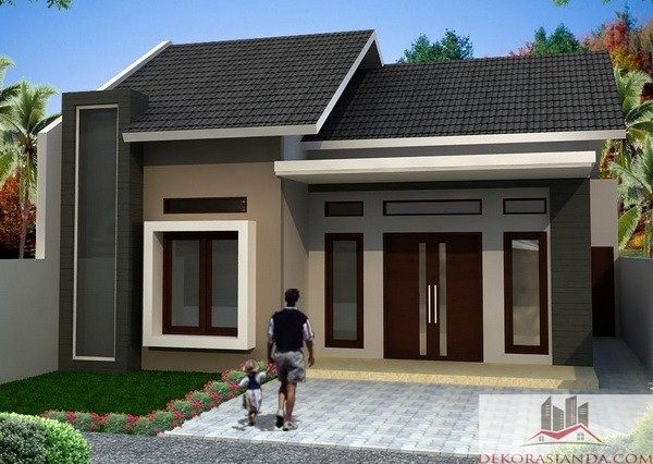 model rumah minimalis type 90 2