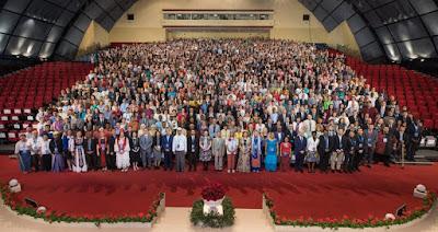 Международный съезд бахаи