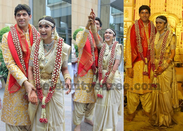 Subbirami Reddy Grand Son Anirudhreddy Marriage