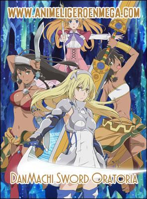 Dungeon ni Deai wo Motomeru no wa Machigatteiru Darou ka Gaiden Sword Oratoria: Todos los Capítulos (12/12) [Mega - MediaFire - Google Drive] BD - HDL