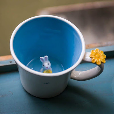 Rabbit Ceramic Cup
