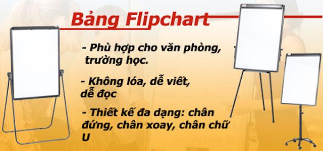 Bảng Thuyết Trình Flipchart
