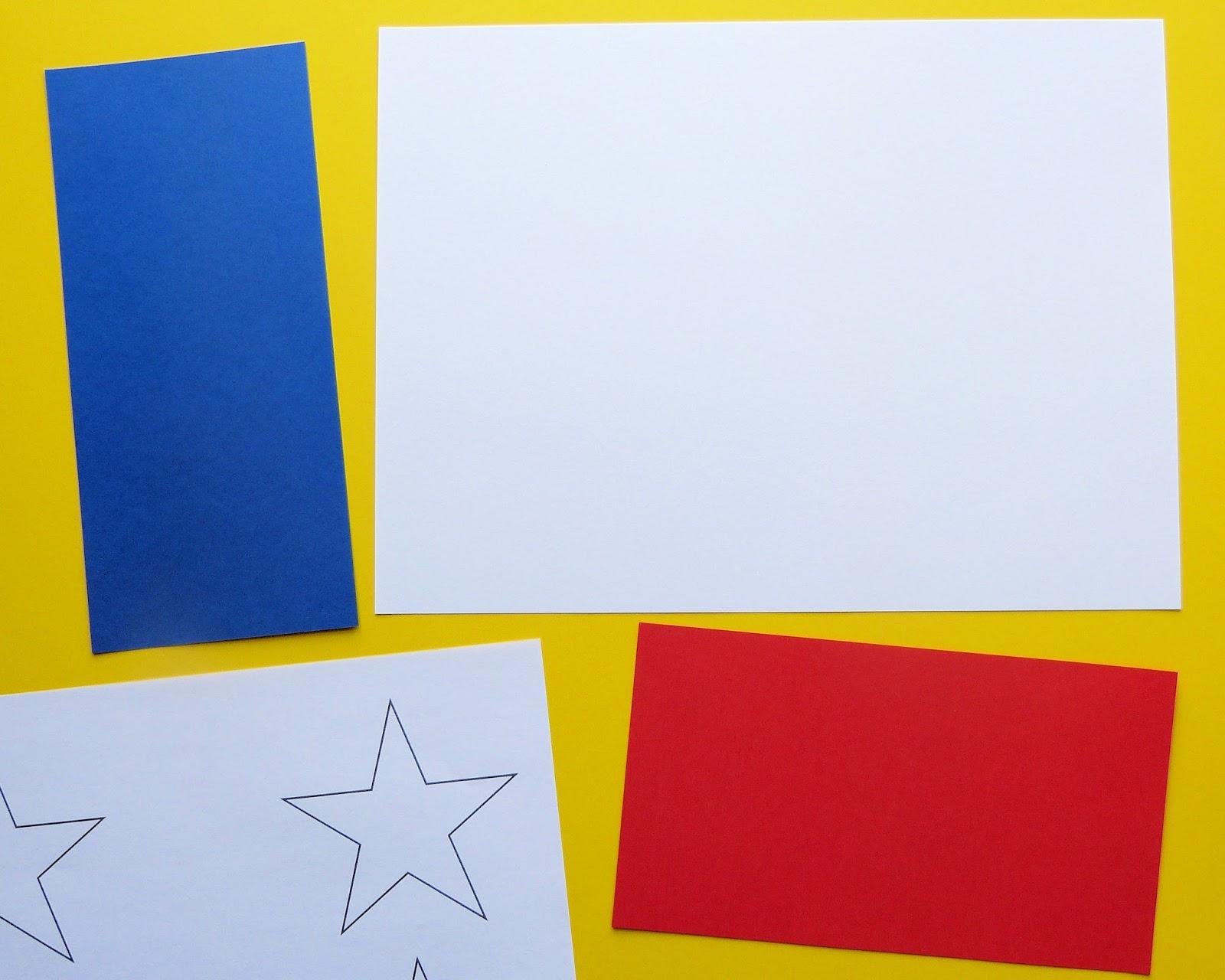 Paula S Primary Classroom Texas Flag Craft Tutorial