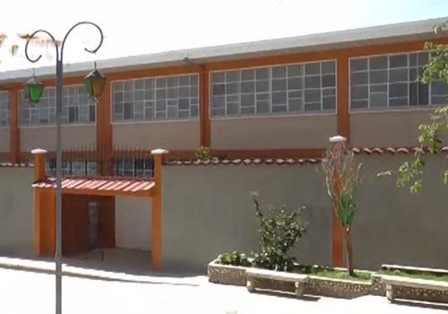 Museo del I.S.P. Nuestra Señora de Chota