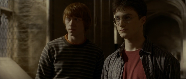 Harry Potter and the Half-Blood Prince (2009) Dual Audio [Hindi-DD5.1] 1080p BluRay ESubs Download