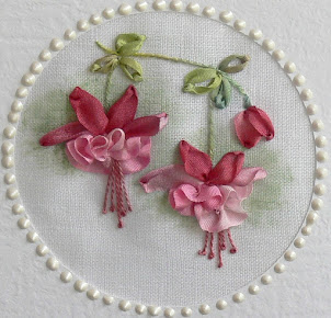 Silk Ribbon Embroidery Patterns
