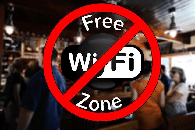 مخاطر استخدام شبكات واي فاي العامة وبعض النصائح للتغلب علي تلك المخاطر