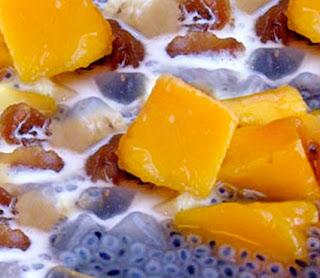 Minuman-Buka-Puasa-resep-dan-cara-membuat-es-mangga-kurma-enak-segar