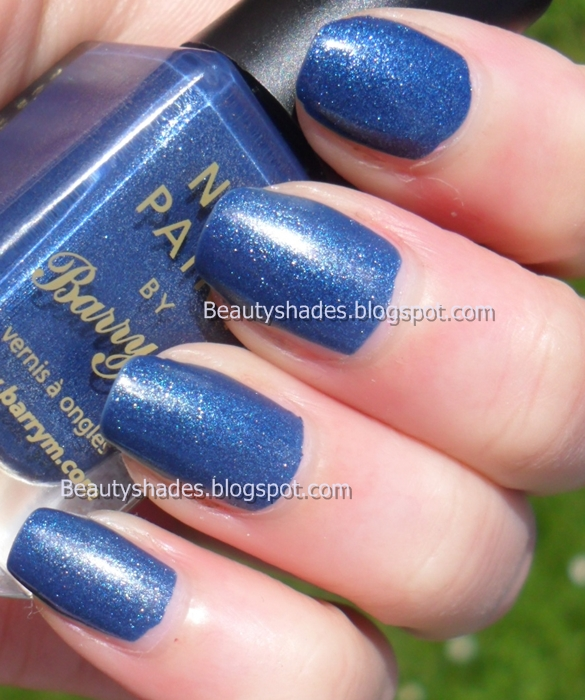 Barry M Denim Nail Paint