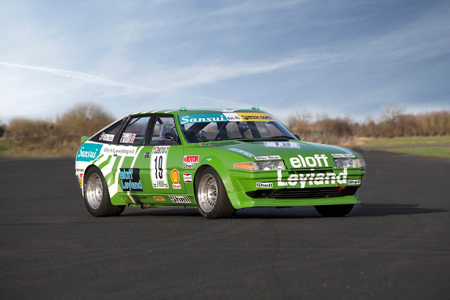 1981 Rover SD 1 Group 2 for sale at Girardo & Co for GBP 275,000 - #Rover #forsale #classiccar #motorsport